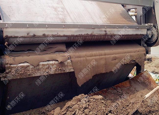 LDFT-砂石泥浆重型带式压滤机 5