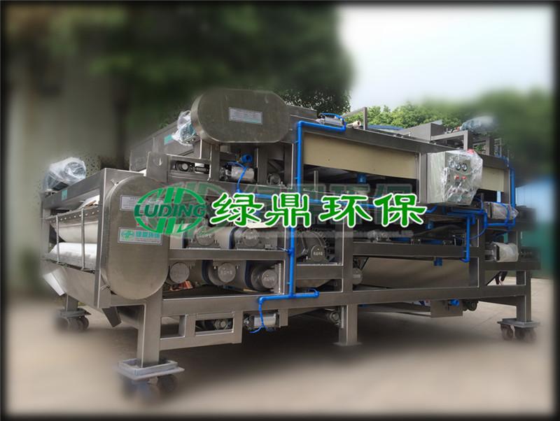 LDNS-污水淤泥重型带式压滤机