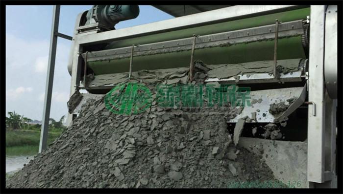 LDFT-砂石泥浆重型带式压滤机 4