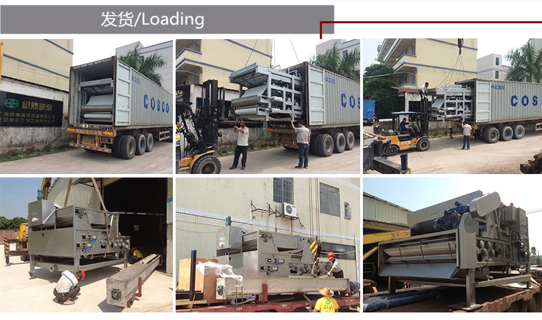 LDBZ-化工废泥标准带式压滤机 3