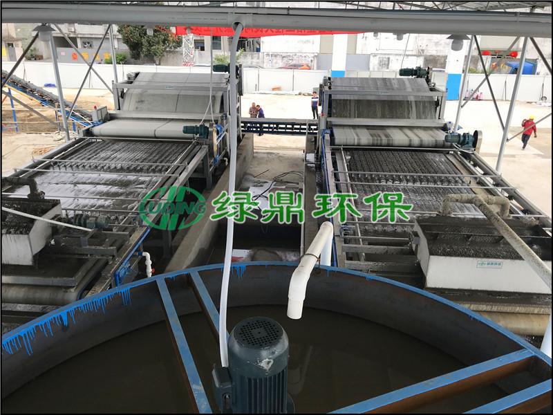 河道泥浆处理设备 7