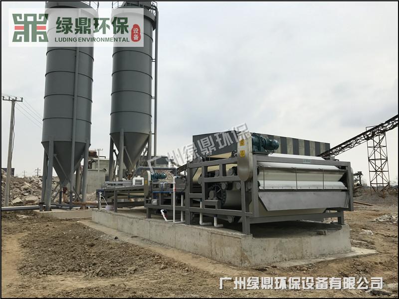 河道泥浆处理设备