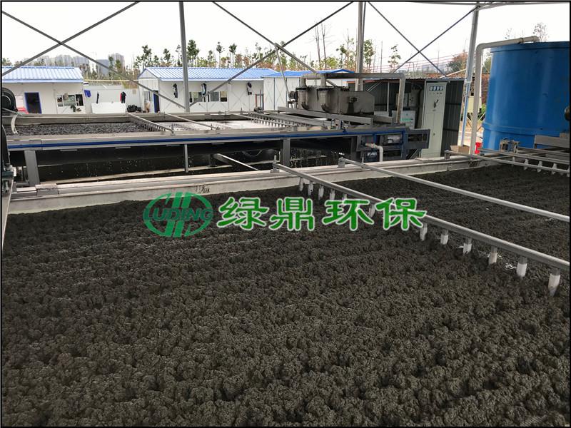 河道泥浆处理设备 9