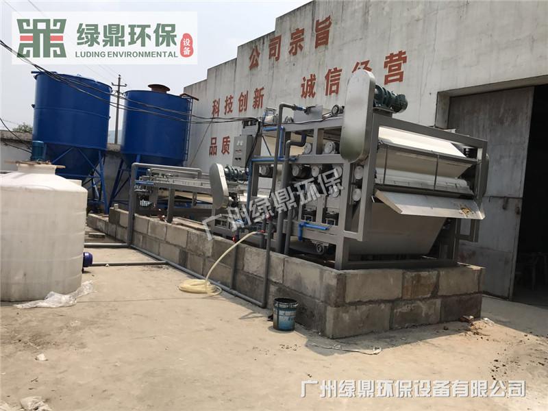 污水站泥浆处理设备