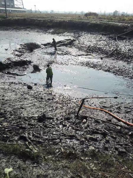 河道泥浆处理设备 12