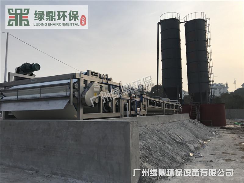 矿山矿场泥浆处理设备