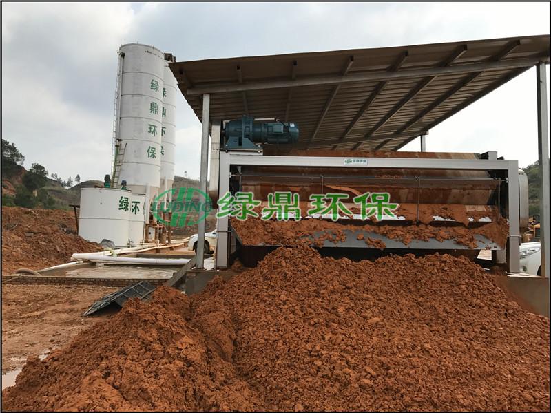 沙场泥浆处理设备 7