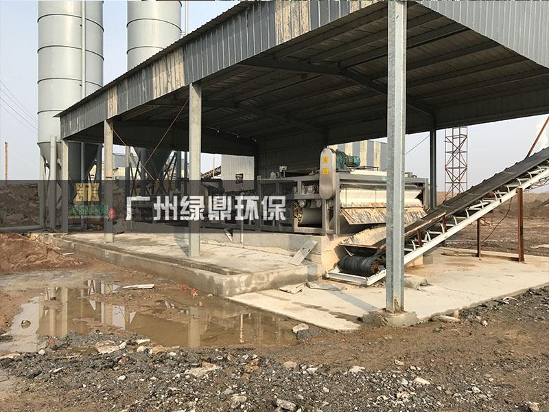 河道泥浆处理设备【淤泥清淤效果好】
