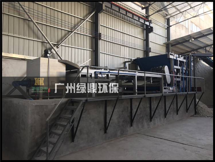 铝土矿泥浆处理工程铝土矿泥浆处理设备现场图片 3